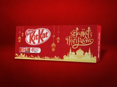 KitKat Lebaran Special Pack Design 2018