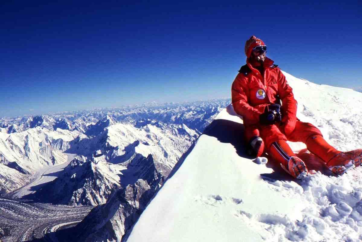 K2   top of K2 1