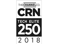 CRN Tech Elite 250 2018