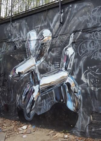 Grafitti near Brick Lane