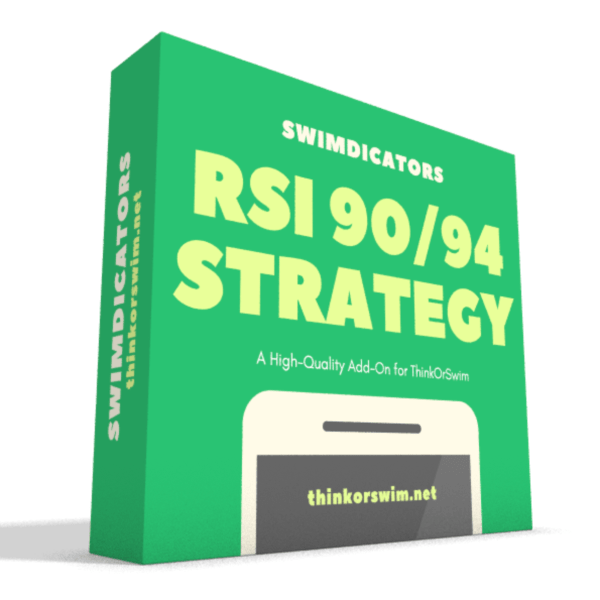RSI 90-94 trading strategy for thinkorswim box