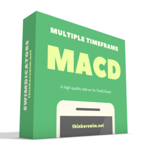 multiple timeframe MACD indicator for thinkorswim