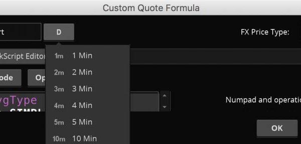 valuecharts scan for thinkorswim - customize