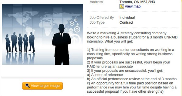 Businesses free to hire and exploit unpaid interns under ...