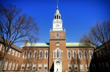 Dartmouth College remote work for staff