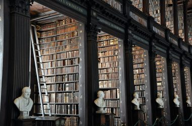 Ireland library soon to be converted to new remote working hubs
