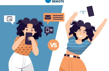 Remote work expectation vs reality