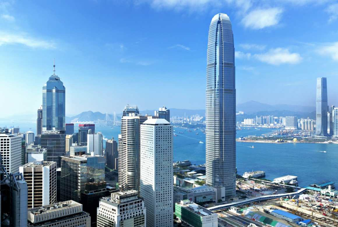 Hong Kong building