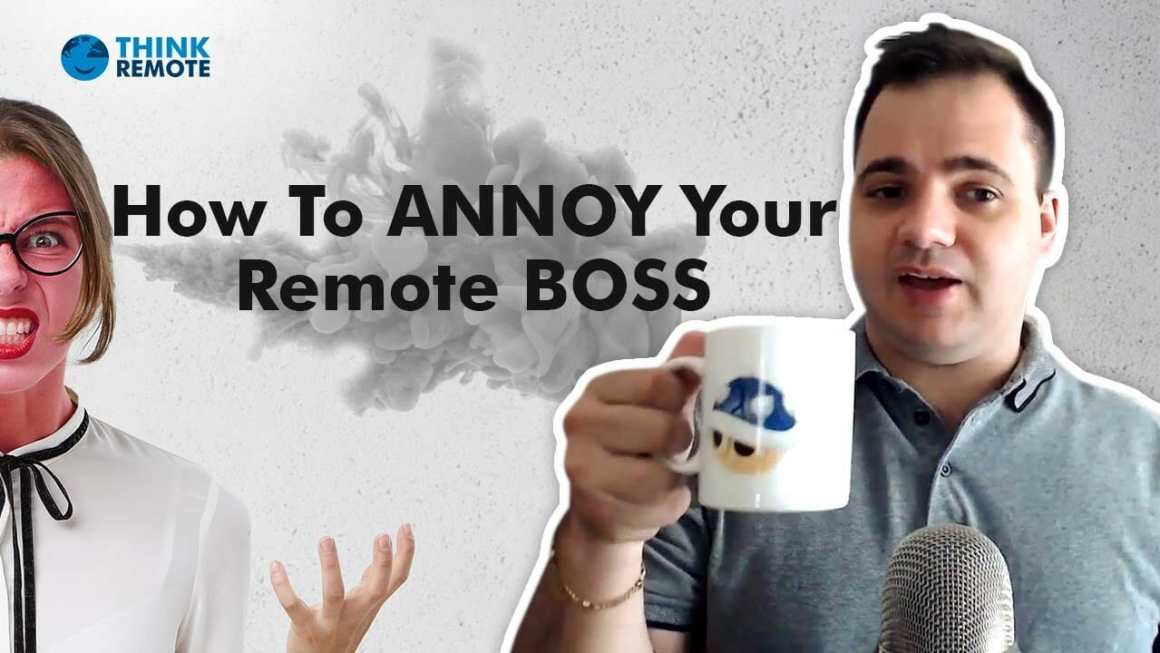 remote boss