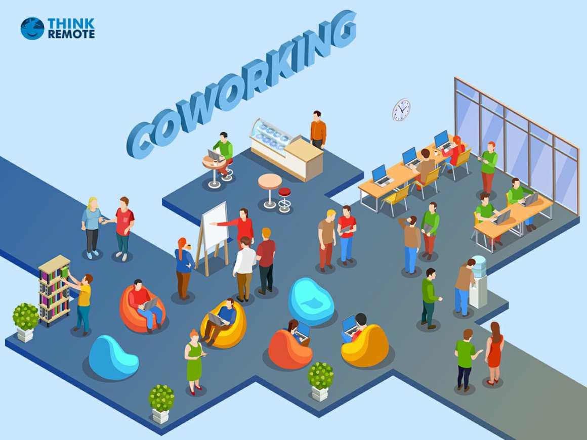 Coworking space app