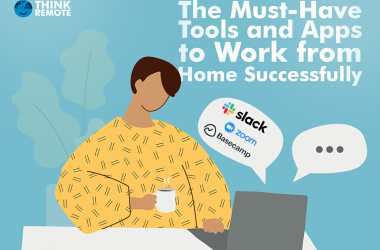 tools and apps to work from home successfully