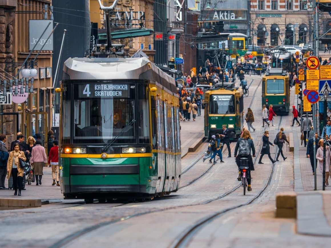 Remote work in Finland