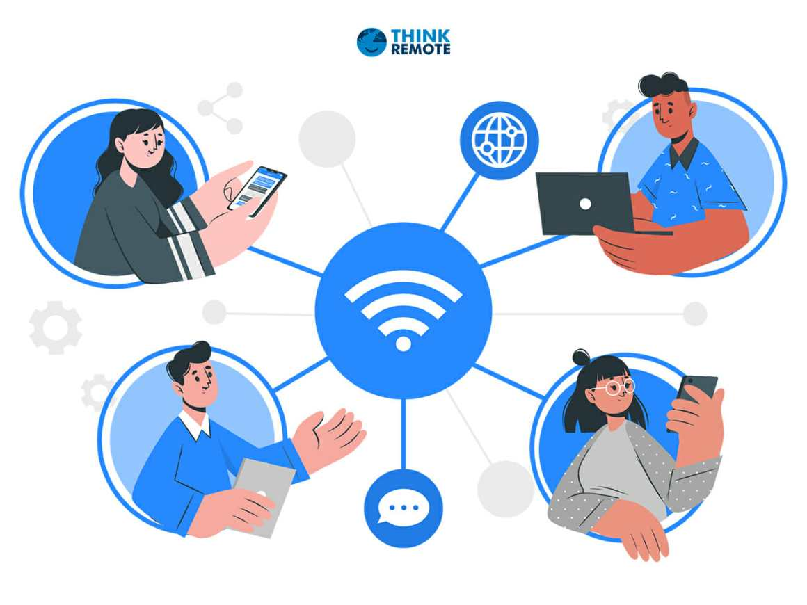 Remote networking