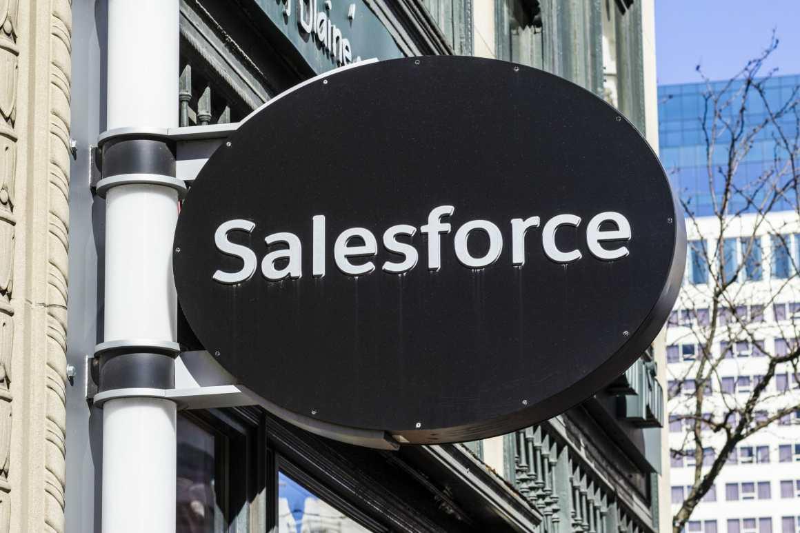 Salesforce remote work