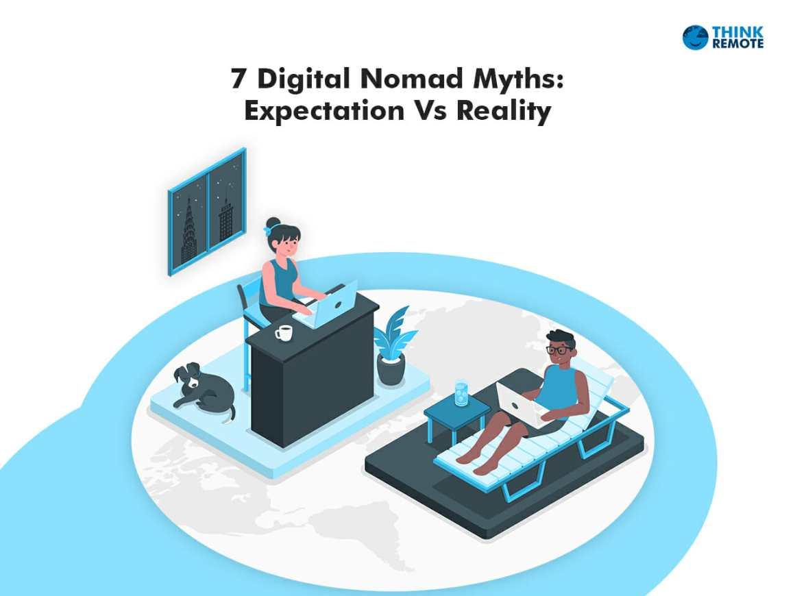 digital nomad myth