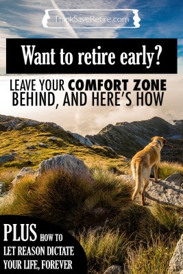 Pinterest: Leave your comfort zone behind