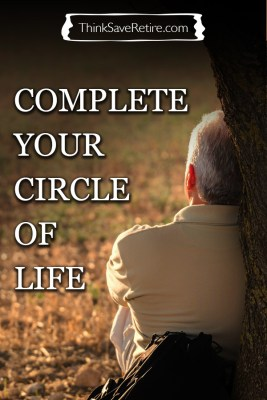 Complete your circle of life