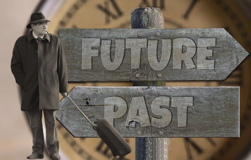The future and the past