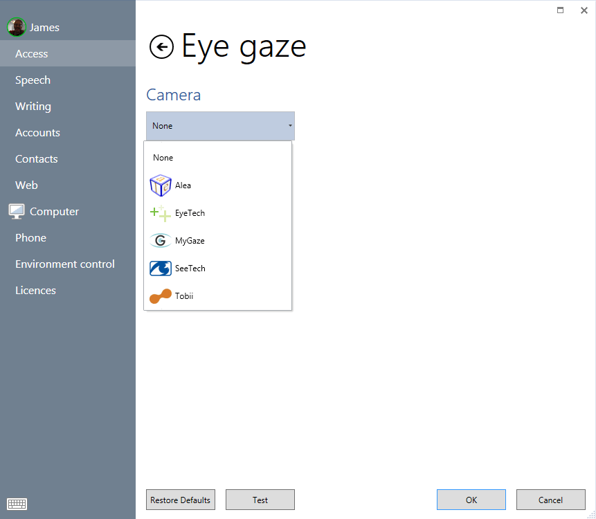 Mygaze install 6