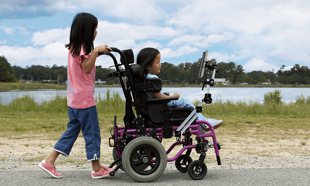 Wheelchair Mounting image
