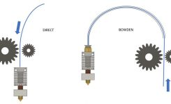 Which extruder should you choose? Bowden vs Direct
