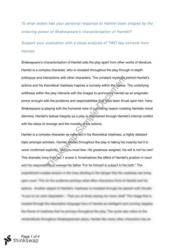 hamlet madness essay allusions in hamlet essay on madness  hd image of hamlet madness essay introduction docoments ojazlink