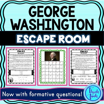 George Washington Escape Room Picture