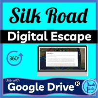 Silk Road Digital escape room picture