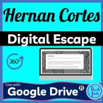 Hernan Cortés DIGITAL ESCAPE ROOM picture