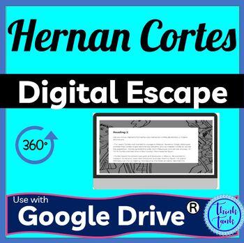Hernan Cortés DIGITAL ESCAPE ROOM picture