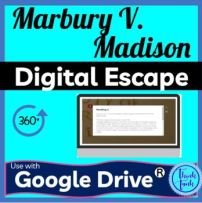 Marbury v. Madison DIGITAL ESCAPE ROOM picture