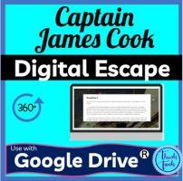 Captain James Cook DER Picture