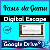 Vasco De Gama Digital Escape Room Picture