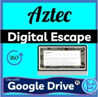 Aztec DIGITAL ESCAPE ROOM for Google Drive picture