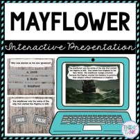 Mayflower Interactive Google Slides picture