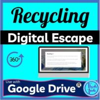 Recycling DIGITAL ESCAPE ROOM picture