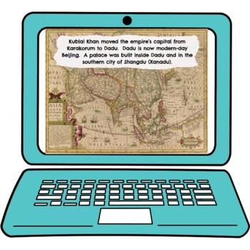 Kublai Khan Interactive Google Slides™ Presentation | Distance Learning