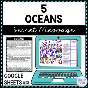 Ocean Lesson Plan Picture