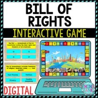 Bill of Rights Educational Activity