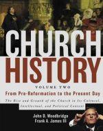 """Church History"""