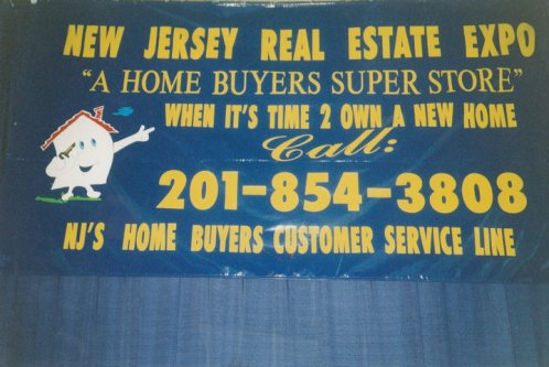 The New Jersey Real Estate Expo: A Home Buyers Super Store.