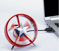 Ventilateur_USB_Captain_America