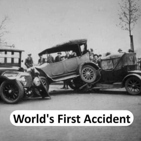 World's first Tracked Accident - thinkwitty.com