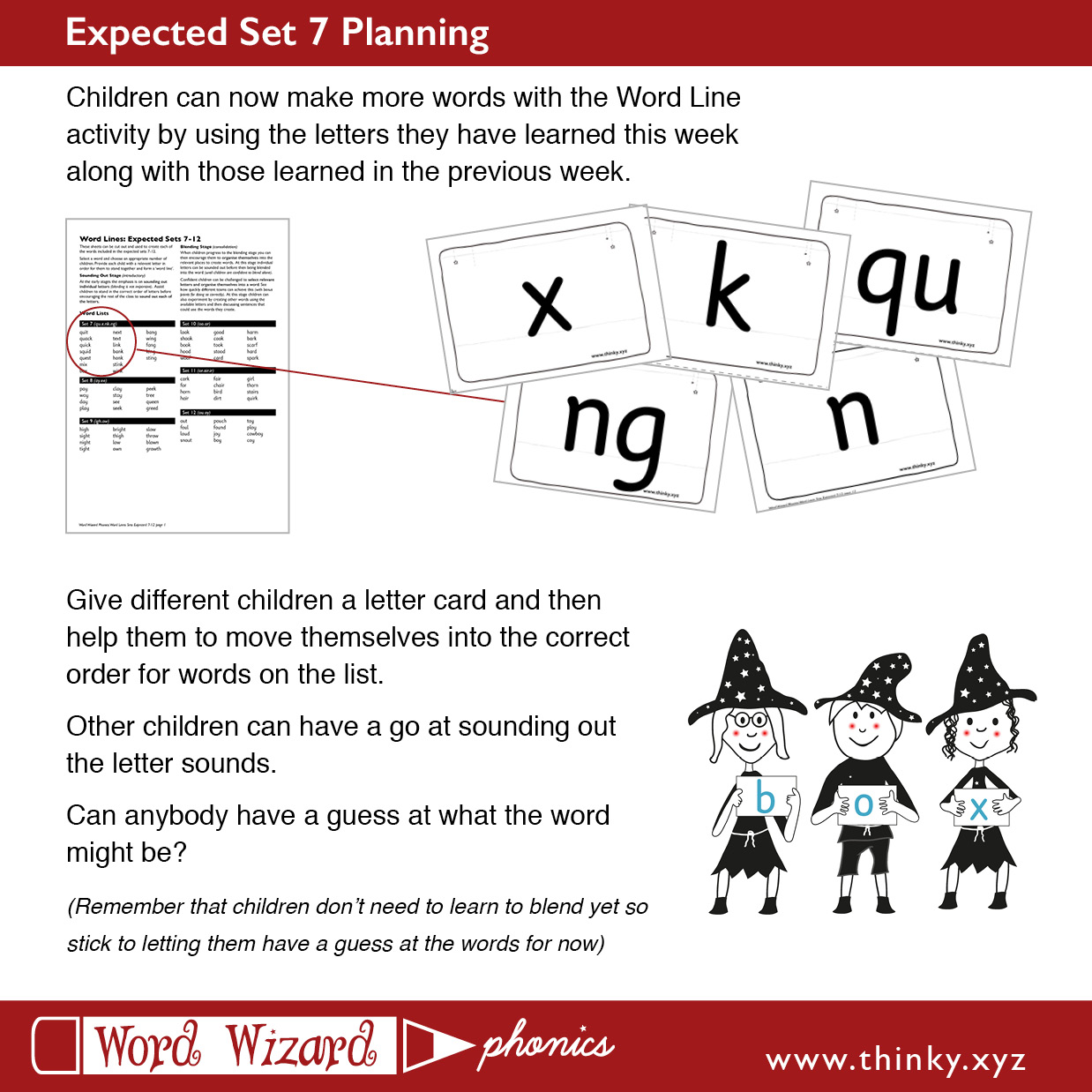 Expected Set 7 Planning Qu X Nk Ng