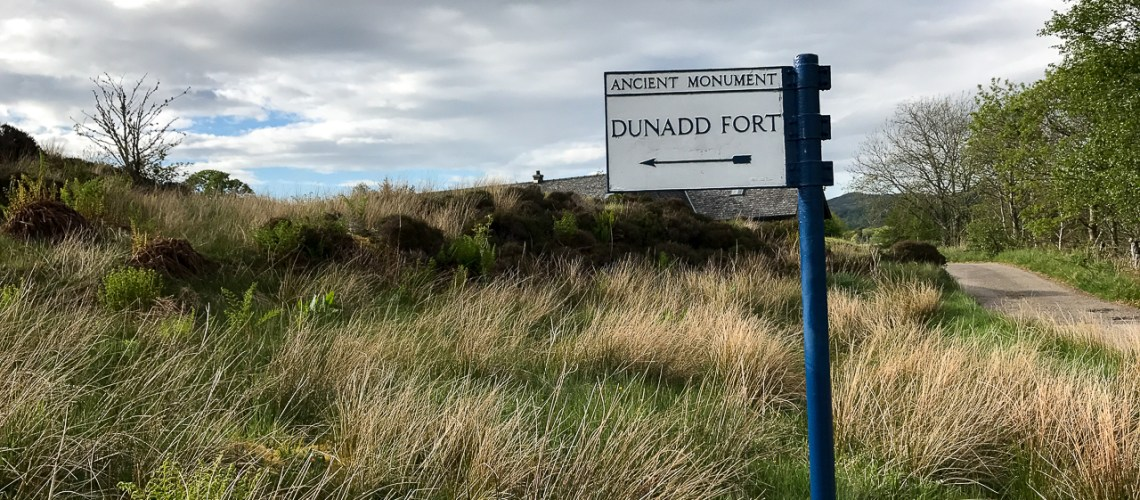 Dunadd Fort – Kilmartin Glen - Gallery Slide #3