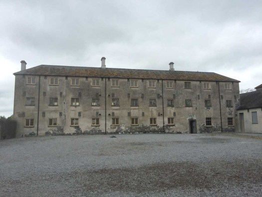 The Irish Workhouse in Portumna, County Galway