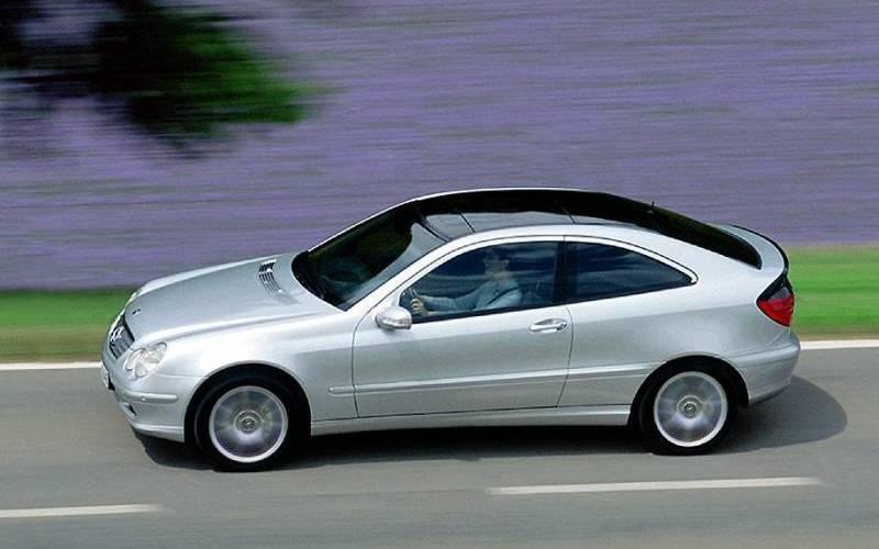2000 & Late: 2002-2005 Mercedes-Benz C230 Kompressor
