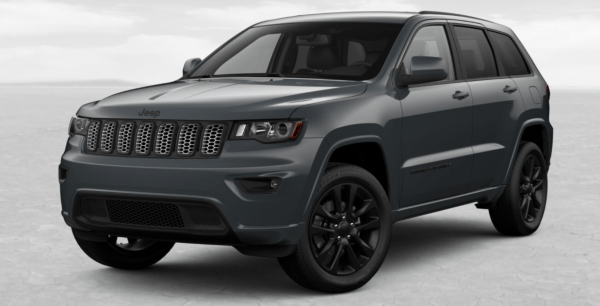 2018 Jeep Grand Cherokee exterior