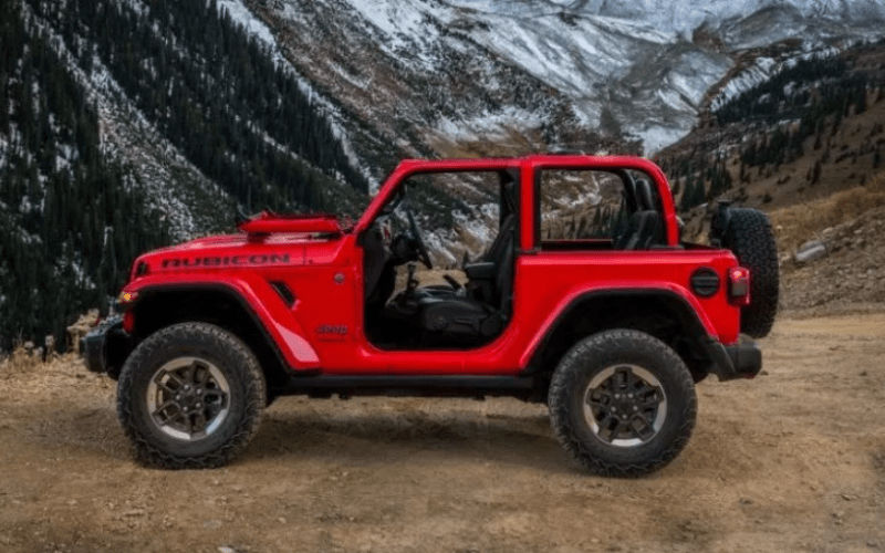 Updating A Classic: New Jeep Wrangler Debuts This Month