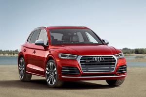 2018 Audi QS5